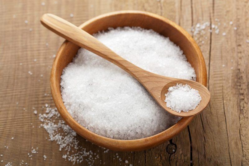 nước muối tốt cho da
