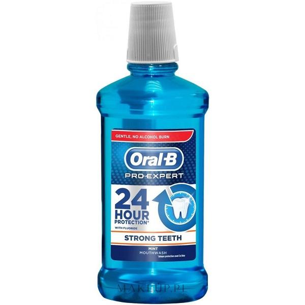 nước súc miệng oralb sát khuẩn - Dr.Muối