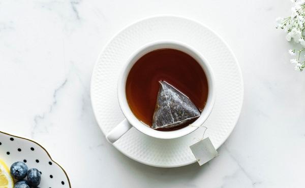 Kiểm soát tình trạng ổ viêm với trà túi lọc