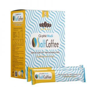 cà phê muối loại 18 gói