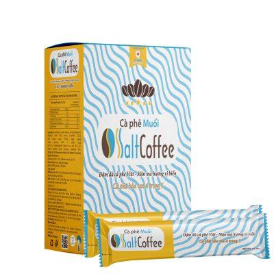 cà phê muối loại 9 gói