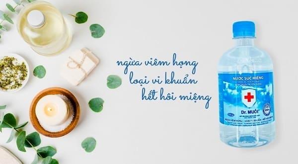 cách chữa viêm nướu bằng nước muối