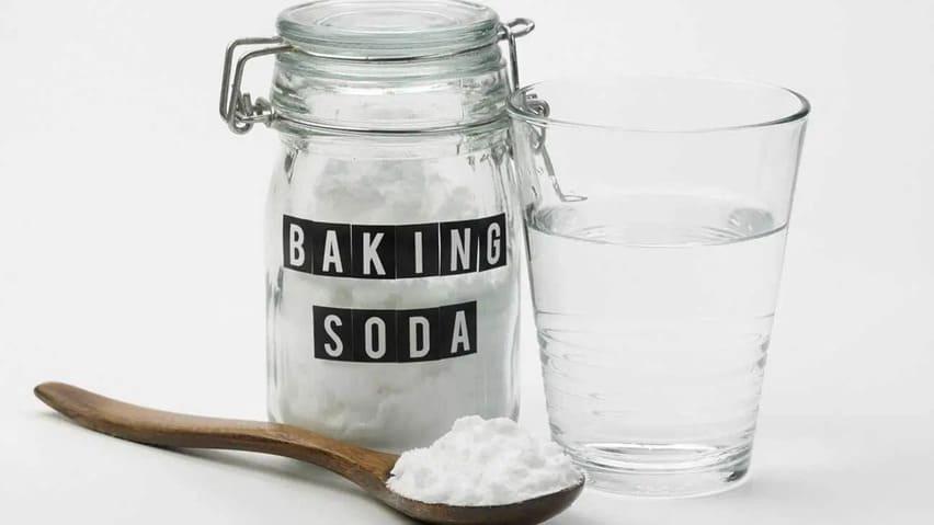 chữa nhiệt miệng bằng baking soda