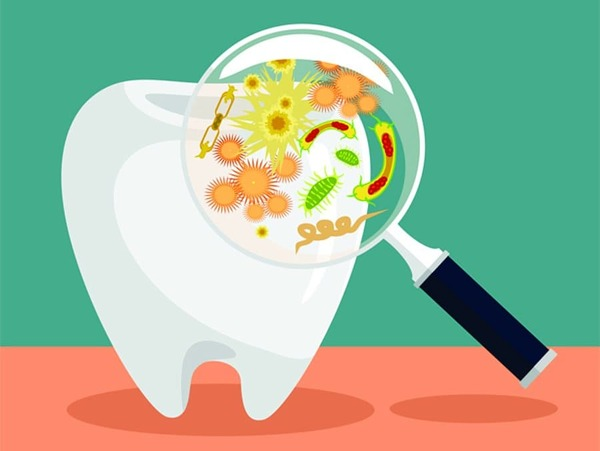 hiện tượng sâu răng ở trẻ em