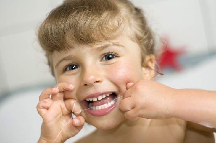 phòng ngừa viêm lợi ở trẻ