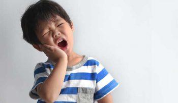 sâu răng ở trẻ em