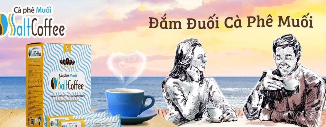 cà phê muối - Dr.Muối