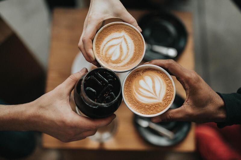 câu chuyện ly cà phê muối