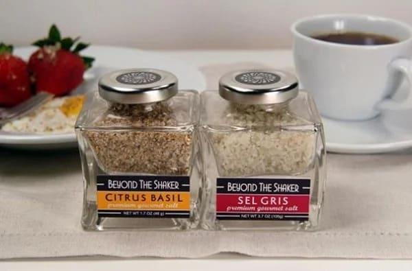 Các loại muối ăn trên thị trường