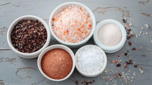 Có nhiều loại công thức hóa học của muối
