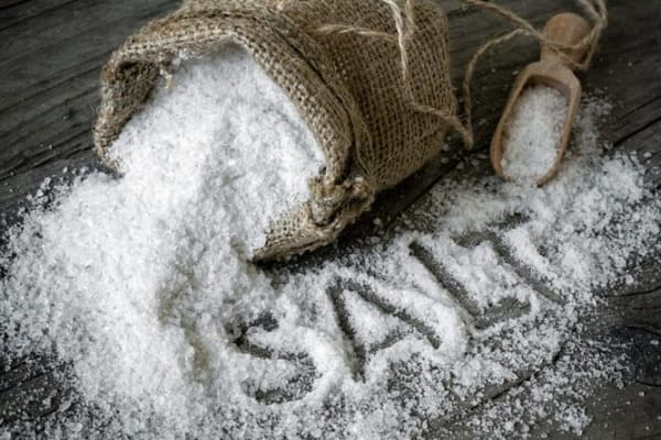 Công dụng của muối biển