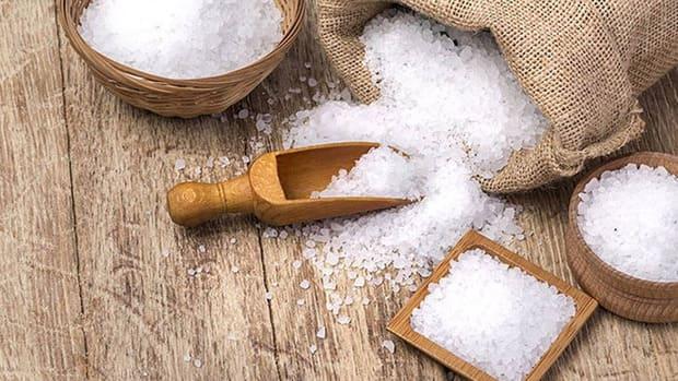 Công dụng của muối tác dụng tốt cho súc khỏe