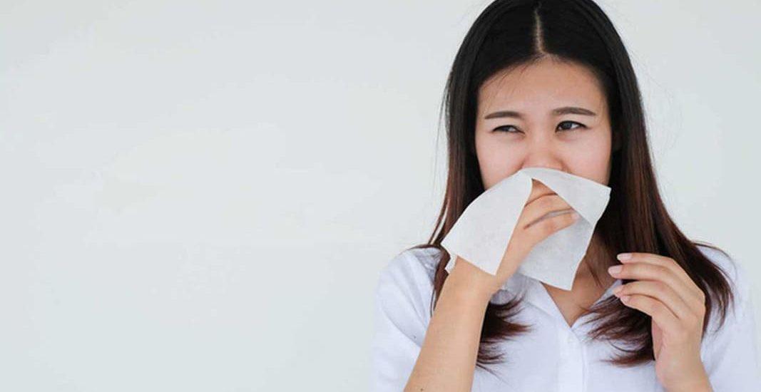 ngứa họng ho là bệnh gì