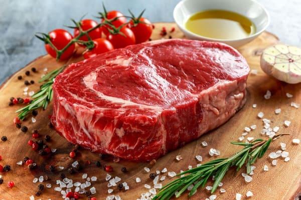 nhức răng kiêng ăn thịt dai