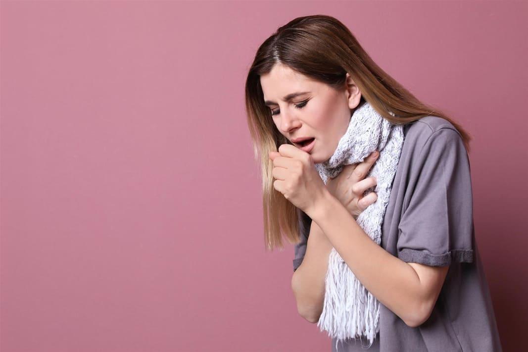 triệu chứng bệnh ngứa cổ họng ho