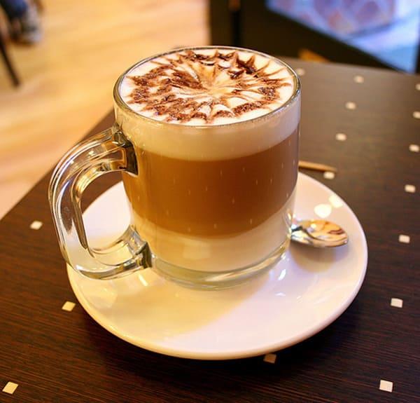 cà phê latte như thế nào là ngon
