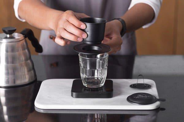 cách pha cà phê ngon để bán