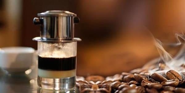 cách pha cà phê phin để bán