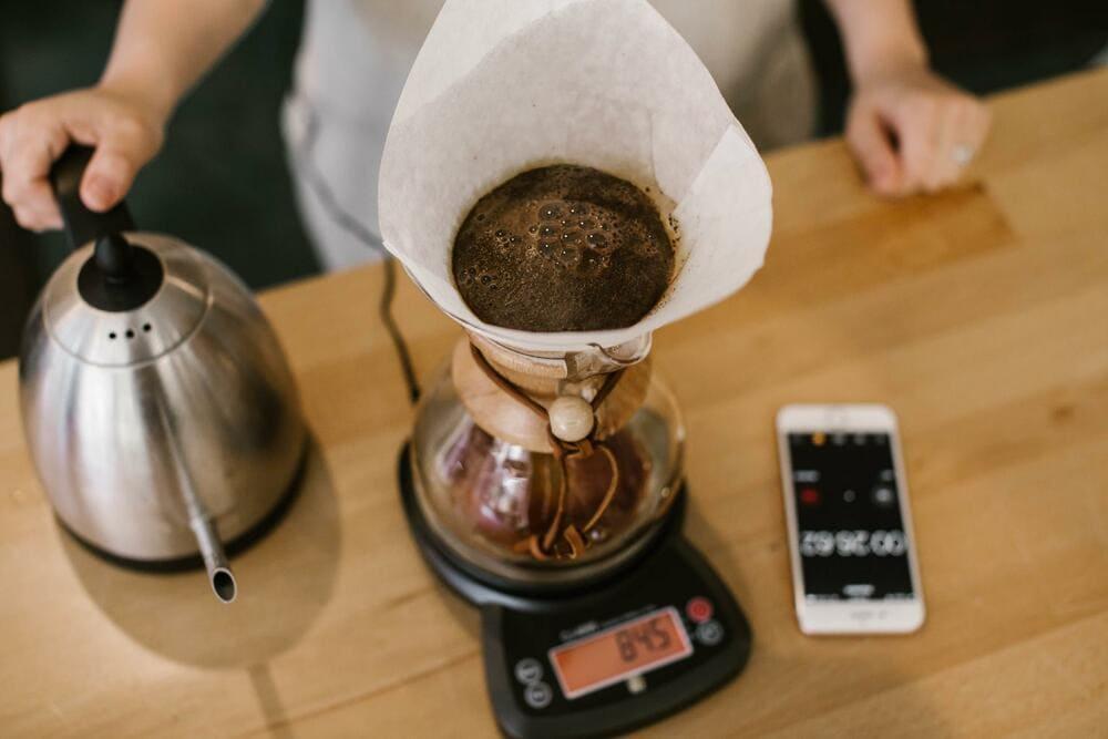 cách ủ cafe ngon như thế nào