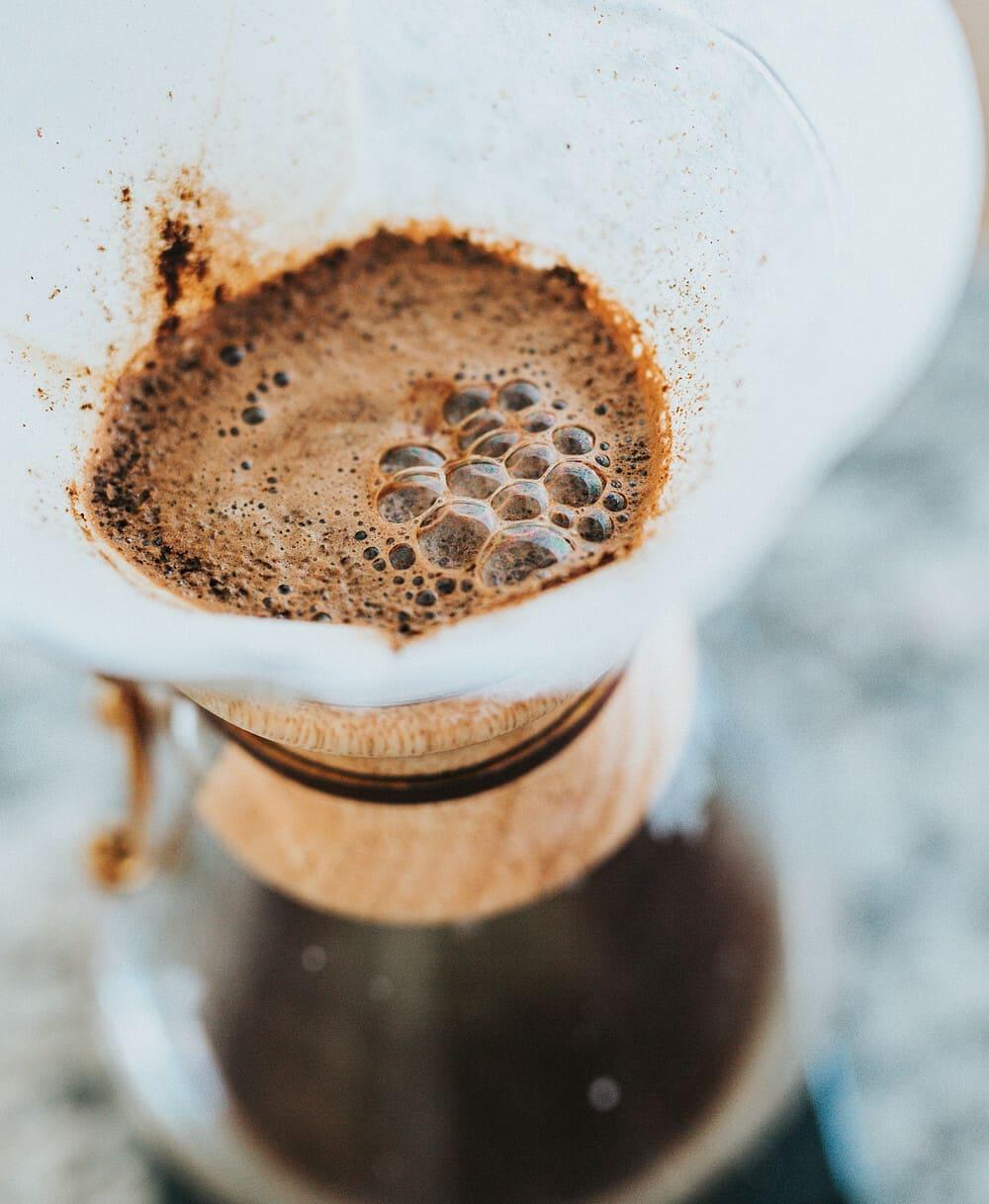 cách ủ cafe ngon ra sao