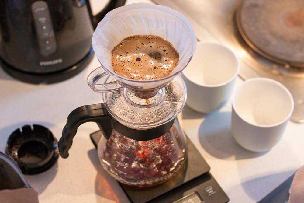 cách ủ cafe ngon tại Việt Nam
