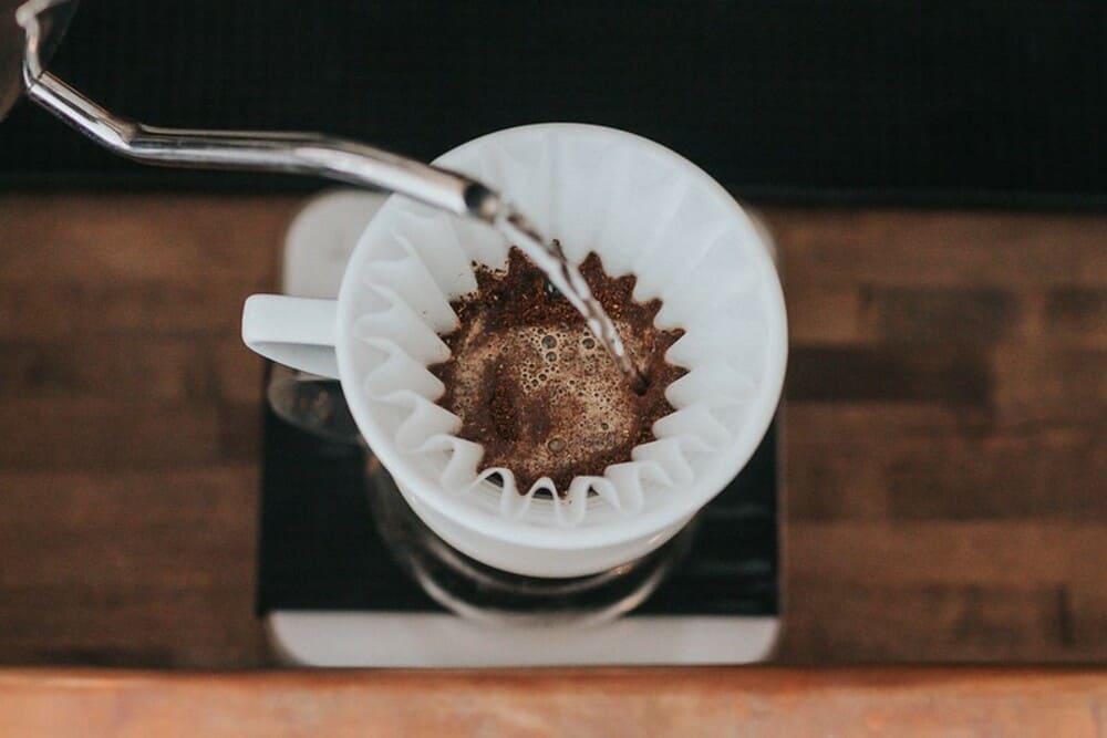 cách ủ cafe ngon