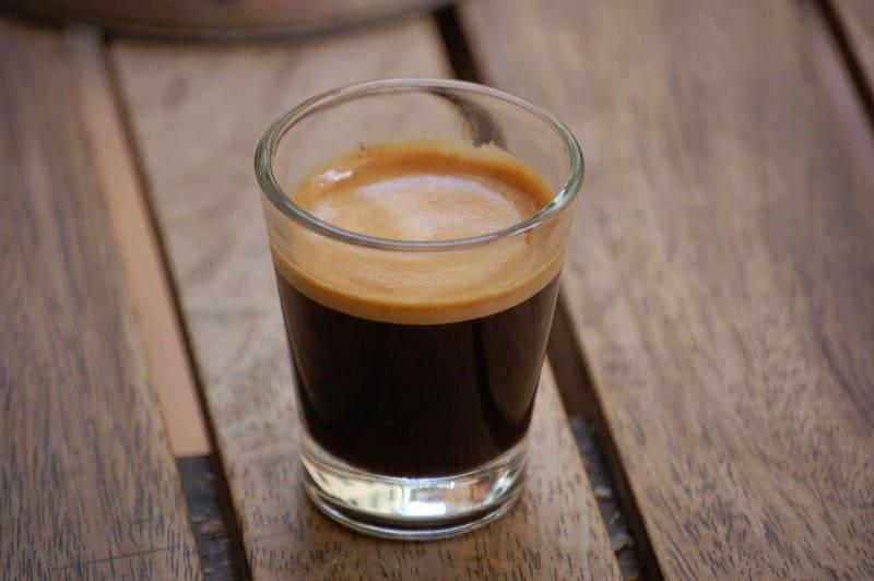 cafe ý được ưa chuống nhất