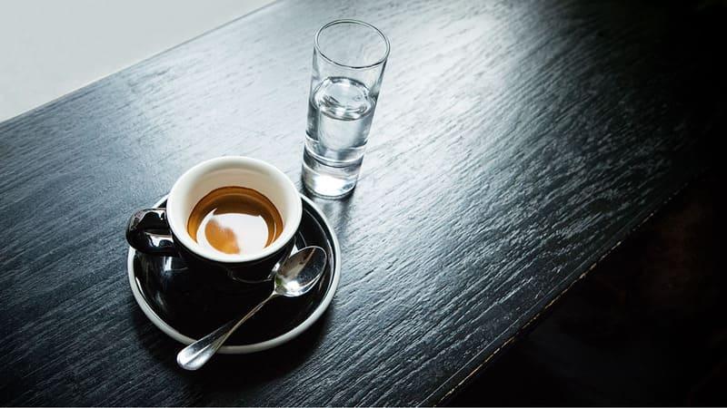 kiểu cafe Ý thơm ngon