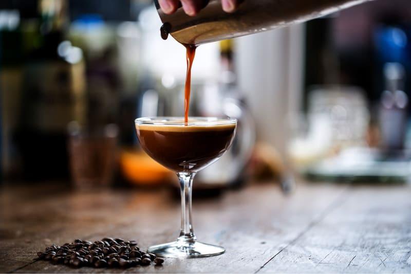 kiểu loại cà phê Ý