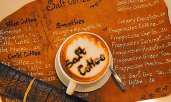 loại cà phê muối ngon nhất